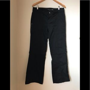 PRANA - like new - Monarch convertible pants